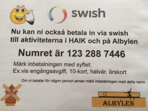 Swish-Hulterstad